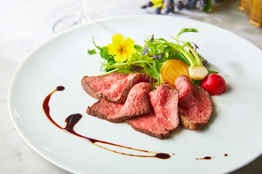 肉料理写真